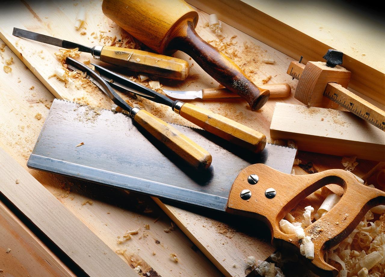 Schreiner-Werkzeug
